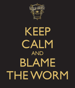 Blame the Worm